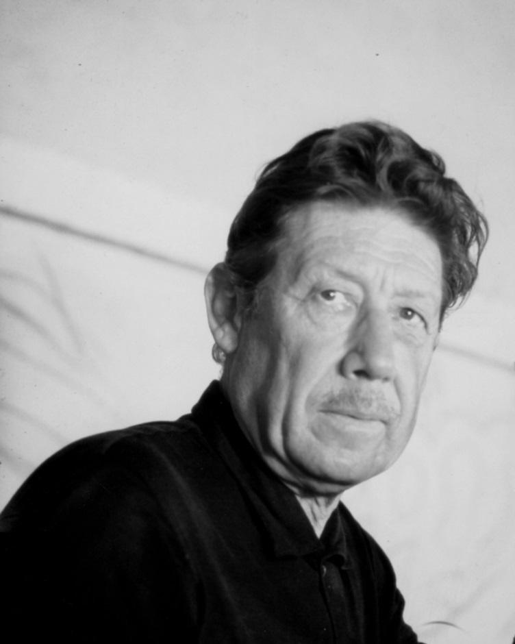 Фёдор Стравинский 1969 г.