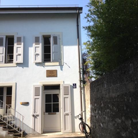 Дом на улице Таннери, где с мая по июнь 1903 года жил Владимир Ильич Ленин