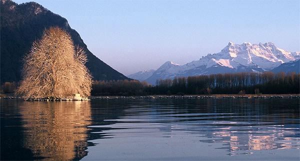 Остров Пе (фотография Жан-Марка Фива)