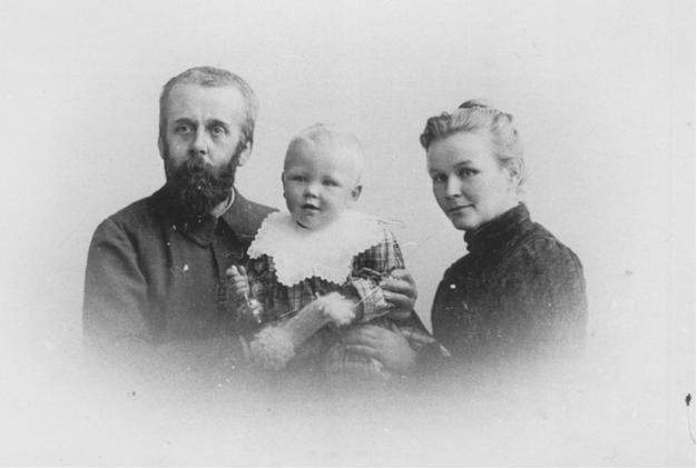 Бирюковы с Ольгой